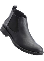 Chelseaboots, bpc bonprix collection, zwart