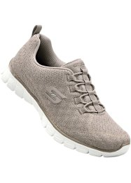 Sneakers, Skechers, taupe