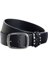 Riem «Charlin», bpc bonprix collection, zwart/zilverkleur