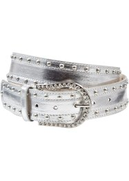 Riem «Stras», bpc bonprix collection, zilverkleur