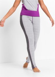 Functionele legging, bpc bonprix collection, lichtgrijs gemêleerd
