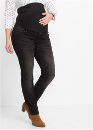 Skinny zwangerschapsjeans, bpc bonprix collection, black stone