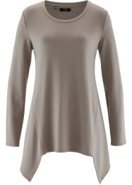 Sweatshirt, bpc bonprix collection, taupe
