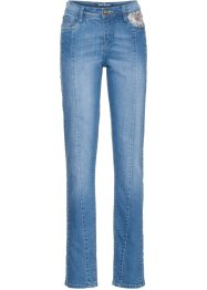 Stretchjeans CLASSIC, John Baner JEANSWEAR, middenblauw