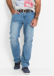 Stretchjeans Regular fit, John Baner JEANSWEAR, lichtblauw