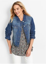 Jeansjack, bpc bonprix collection, blue stone used