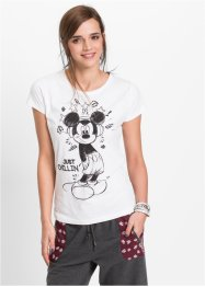 T-shirt, Disney, wit met print