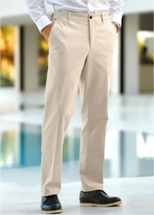Chino regular fit straight, bpc selection, zwart
