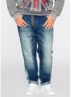 Jeans TAPERED, RAINBOW, blue used