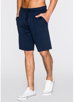 Sweatshort, bpc bonprix collection, donkerblauw