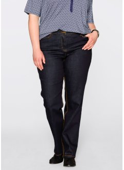 Corrigerende stretchjeans, bpc bonprix collection, dark denim