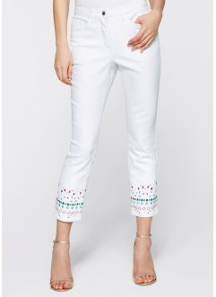 7/8-jeans, bpc selection, wit