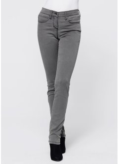 Stretchjeans «Megastretch», bpc selection, grey denim