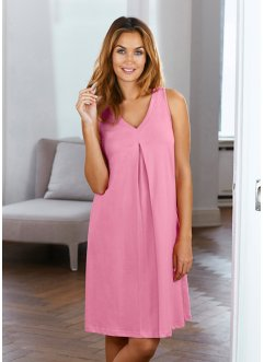 Nachthemd, bpc bonprix collection, roze
