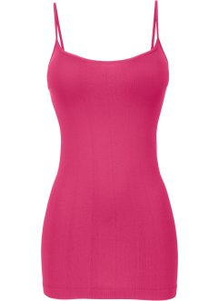 Naadloze top, bpc bonprix collection, pink