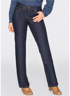 Stretchjeans STRAIGHT, John Baner JEANSWEAR, wit twill