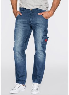 Jeans regular fit, John Baner JEANSWEAR, blauw