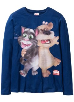 Longsleeve «TALKING TOM AND FRIENDS», Talking Tom and Friends, donkerblauw