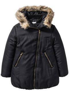 Parka, bpc bonprix collection, zwart