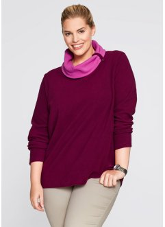 Sweatshirt, bpc bonprix collection, bessen