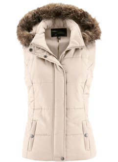 Bodywarmer, bpc selection, beige