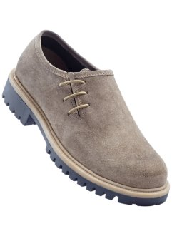 Lage schoenen, bpc bonprix collection, taupe