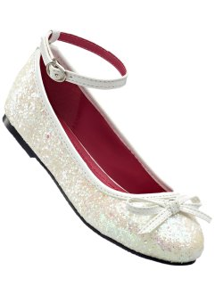 Ballerina's, bpc bonprix collection, wit