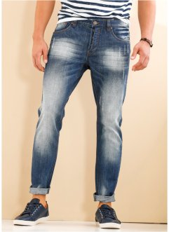 Jeans TAPERED, RAINBOW, darkblue used