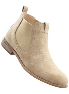 Chelseaboots, bpc bonprix collection, beige
