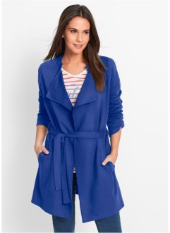 Jas, bpc bonprix collection, gentiaanblauw