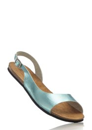 Sandalen, bpc bonprix collection, pastelgroen