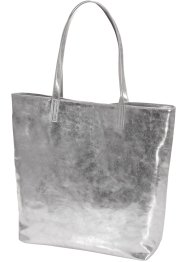 Shopper, bpc bonprix collection, zilverkleur