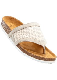 Teenslippers, bpc bonprix collection, beige