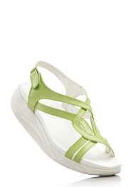 Sandalen, bpc bonprix collection, lichtgroen