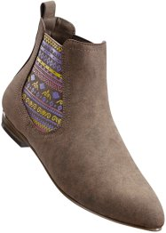 Chelseaboots, bpc bonprix collection, middenbruin