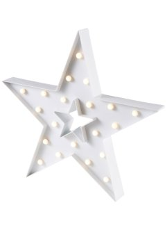 Led-decoratie «Kerstster», bpc living