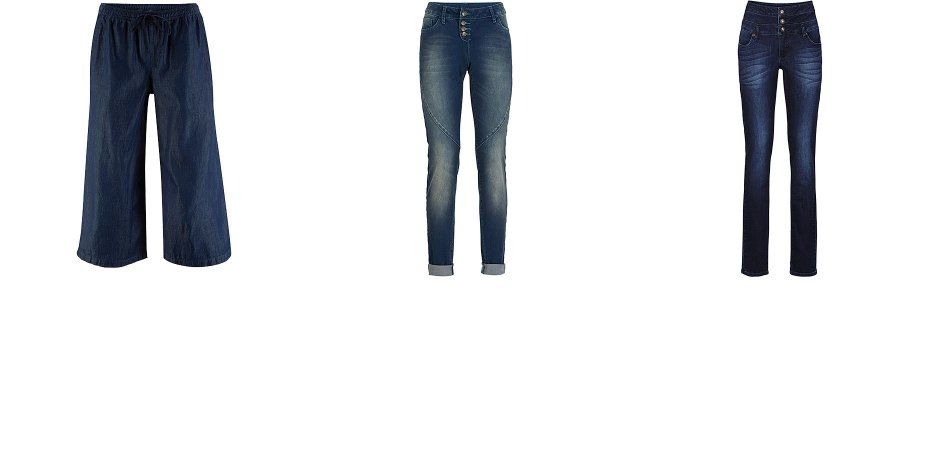 Dames - Skinny jeans - dark denim