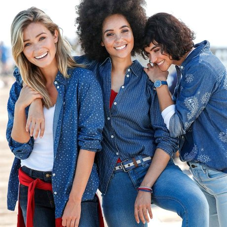 Dames - Trends & inspiratie - Collecties - Denim Club