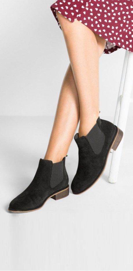 laarsjes schoenen dames bonprix. Black Bedroom Furniture Sets. Home Design Ideas