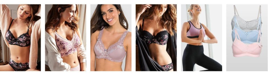 Dames - Lingerie - Bh's - Beugel bh's