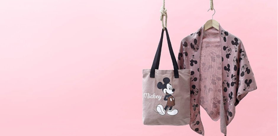 Dames - Inspiratie - Collecties - Mickey Mouse