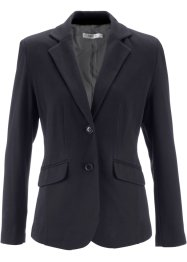 Blazer, bpc bonprix collection, zwart