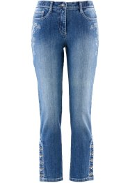 7/8-jeans, bpc bonprix collection, blue stone