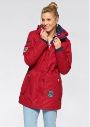 3in1-outdoorjack, bpc bonprix collection, donkerrood