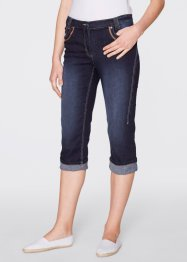Capri-jeans, bpc bonprix collection, darkblue stone