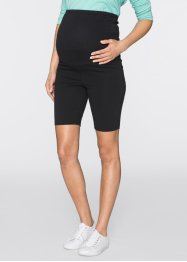 Zwangerschapsshort, bpc bonprix collection, zwart+wit