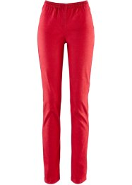 Superstretchy legging, bpc bonprix collection, rood