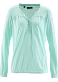 Shirtblouse, bpc bonprix collection, lichtmint
