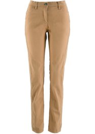 Push-upbroek smal, bpc bonprix collection, ijskoffie