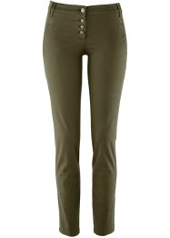 Broek, bpc bonprix collection, kakigroen
